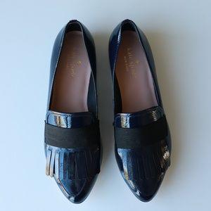 Kate Spade Cayla Lapis Blue Loafers